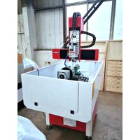CE approved CA-4040 mini 3d metal cnc router/ granite engraving machine/cnc wood carving router thumbnail image