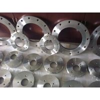 Hot rolled plate cutting oil or gas pipe flange