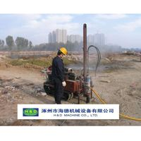 HD-C20 Mechanical Drive Crawler Drilling Rig