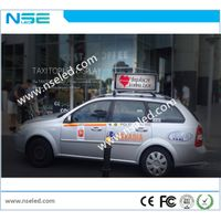 Taxi Rooftop LED Display Signs