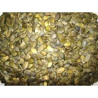 pumpkin seed/kernels