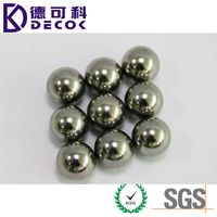 Precision 6mm 6.35mm Chrome Steel Ball for Bearing