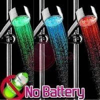LED Lights Color Changing Shower Heads