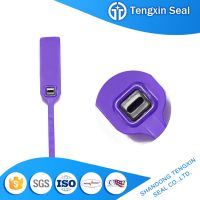 indicative for sea freight containers safety plastic strap seal tag tamper evident thumbnail image