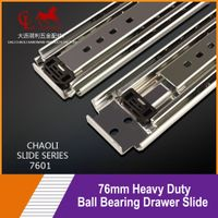 Heavy duty drawer slide 7601