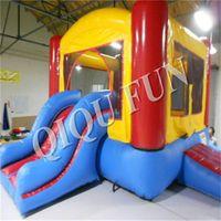 mini inflatable bounce house combo for kids thumbnail image