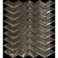 Stainless steel mosaic yp003 thumbnail image