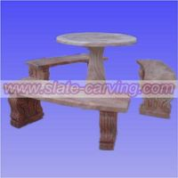 stone table,stone bench,stone table and bench,marble table and bench,garden stone,building stone