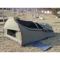 Wholesale Outdoors Folding Tunel Tent Waterproof Camping Double Swag Tent