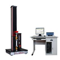 Electromechanical Universal Testing Machine (Single column)