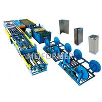 Duct manufacture line 6