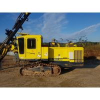 Used hydraulic crawler drill JUNJIN SD-700II