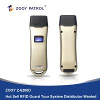 Z-6200D LCD Screen Guard Patrol System