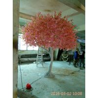 China factory artificial cherry blossom tree for wedding centerpieces