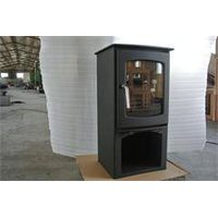 Steel Plate Wood Log Stove
