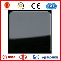 201 black mirror Stainless Steel Sheet