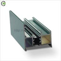 High Surface Quality Windows and Doors Used Aluminium Extrusion Profile thumbnail image