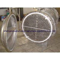 fixed tube-sheet heat exchanger
