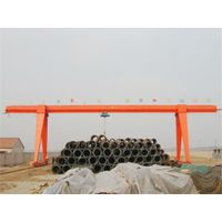 Good Price Industry Yard Single Beam Gantry Crane Manufacturer