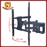 Adjustable Tilting Swiveling Wall Mount Bracket for LCD LED Plasma 60-72 inch