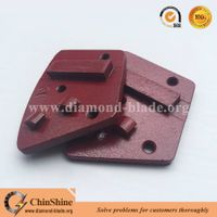 diamond grinding shoe, diamond grinding head, HTC diamond grinding plate, PCD grinding plate, cheap