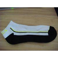 Men sport socks/Half terry socks/Half cushion socks/Warm socks thumbnail image