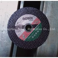 abrasive cutting disc black 2net for metal
