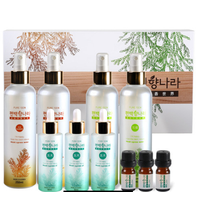 Natural phytoncio deodorant air freshener Cypress Gift Set 10 pieces