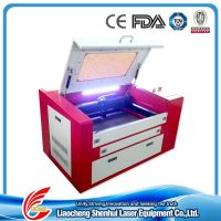 Mini Laser Engraving Machine Rubber/Stamp/Paper/acrylic ect thumbnail image
