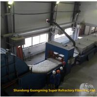 5000T Ceramic Fiber Blanket Production Line