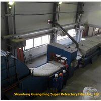 5000T Ceramic Fiber Blanket Production Line