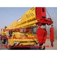 55T TADANO truck/mobile hydraulic cranes