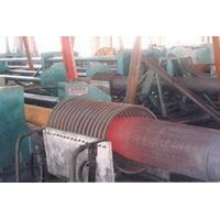 seamless pipe expanding machine