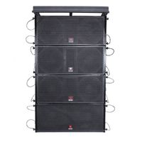 Outdoor Line Array Speaker Audio System