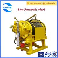 Air winch for oilfield thumbnail image