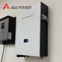 Power Wall 5KWLi-ion Battery Company Li-ion Battery High Quality
