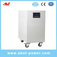 ABOT Servo 15KVA Single Phase Voltage Regulator AVR 110V 220V thumbnail image