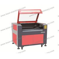 GZ6040 CO2 Laser Engraving & Cutting Machine from Guanzhi Industry Co., Ltd