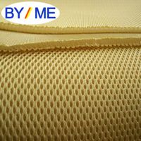 3D Air mesh Fabric / Knitted Spacer Fabric for shoes