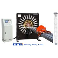 Filter Cage Welding Machine
