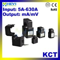 HEYI split core current sensor KCT 5-630A open type CTs