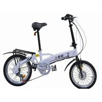 20'' 3 speed Folding Electric Bike