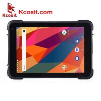 """Rugged Waterproof Tablets PC phablet Android 8.1 8"""" Quad Core Shockproof Handheld mini Computer GPS"""
