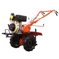 Walk behind mini rotary tiller and cultivator 1WG4.0-105FC-Z thumbnail image