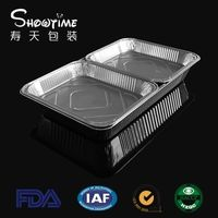 aluminum foil container/ half size steam table pan