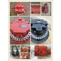 travel device (motor, reducer), swing device (motor, reducer), main control valve, remote control va thumbnail image