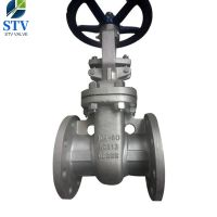 Stainless Steel Flange Gate Valve,CF8 Body and 304 Trim,150LB,3 Inch thumbnail image