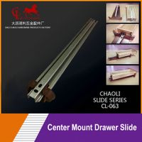 Center Mount Drawer Slide CL-063