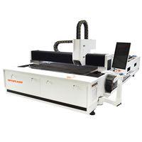 1000W metal board laser cutter CNC fiber laser cutting machine factory supply quality assured thumbnail image