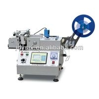 Micro-Computer Fully Automatic Logo Cutting Machine (Hot and Cold) JQ-3012 thumbnail image